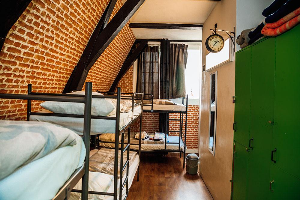 International Budget Hostel Budget Hostel In Amsterdam